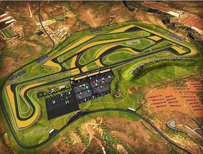 Tenerife pista moto in costruzione - Agenzie immobiliari tenerife ...